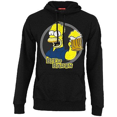 Blusa com Capuz Homer - Simpsons