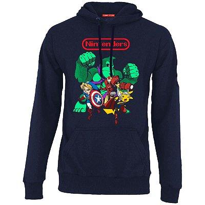 Blusa com Capuz Nintendo - Link Capitão