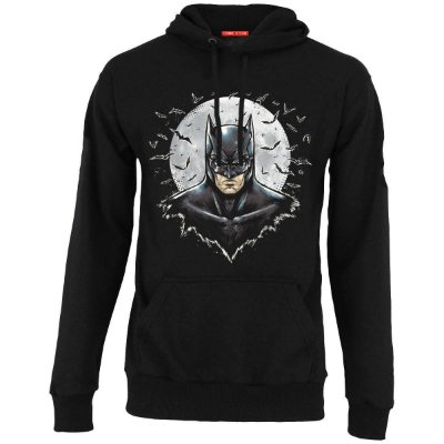 Blusa com Capuz Batman Dark