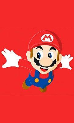 Camiseta Super Mario Word