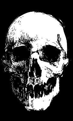 Camiseta Skull Dark
