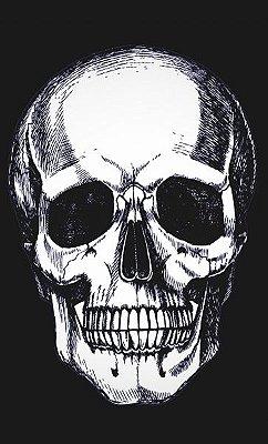 Camiseta Caveira Smile Dark