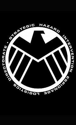 Camiseta Agentes da S.H.I.E.L.D.