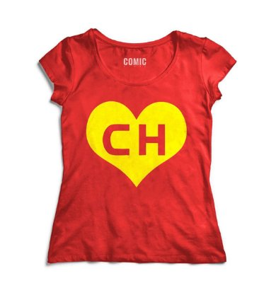 Camiseta Feminina Chapolin