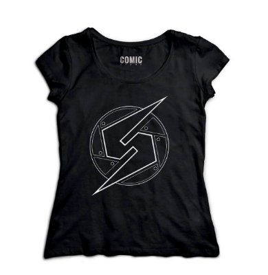 Camiseta Feminina Metroid