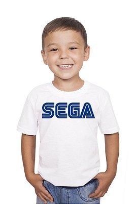 Camiseta Infantil SEGA