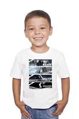 Camiseta Infantil Walker