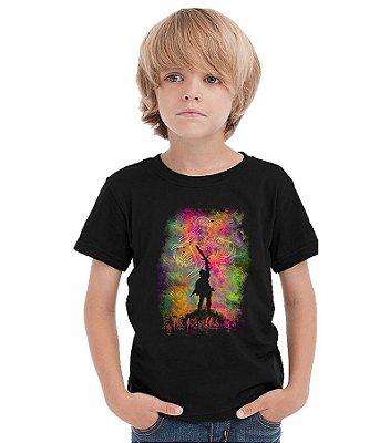 Camiseta Infantil Zelda - Link