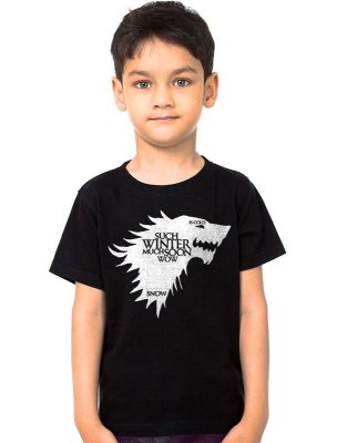 Camiseta Infantil Game of Thrones