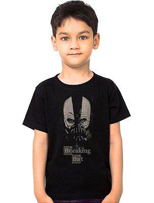 Camiseta Infantil Heisenberg Breaking Bat