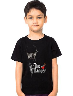 Camiseta Infantil Heisenberg The Danger