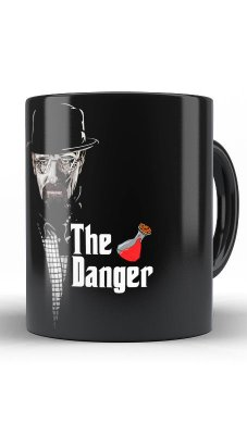 Caneca Heisenberg The Danger