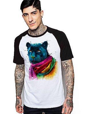 Camiseta Raglan King33 Pantera