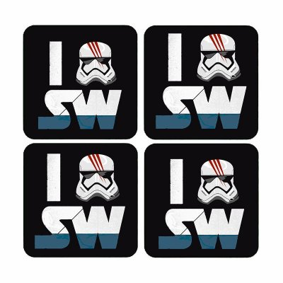 Porta Copos IStormtrooper Star Wars