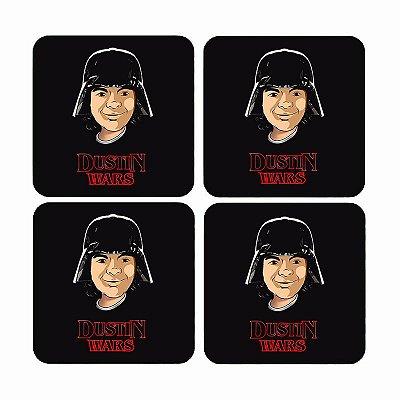 Porta Copos Stranger Things - Dustin Wars