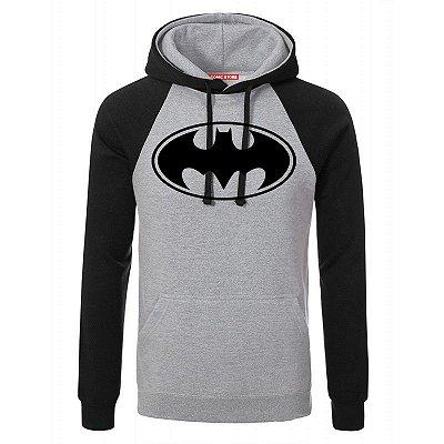 Blusa com Capuz Batman