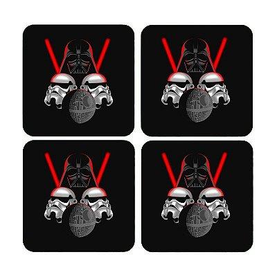 Porta Copos Star Wars Darth Vader - Stormtrooper