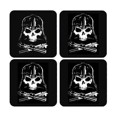 Porta Copos Star Wars Darth Vader Skull