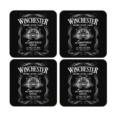 Porta Copos Sobrenatural - Winchester