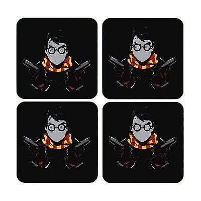 Porta Copos Harry Potter