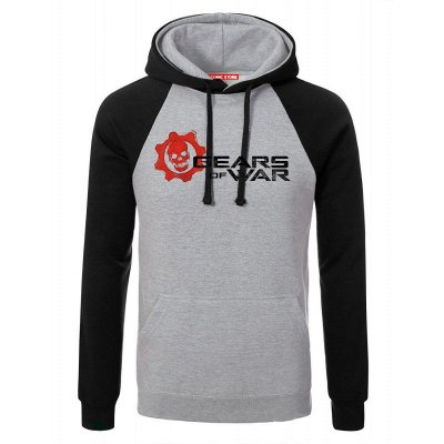 Blusa com Capuz Gears of War