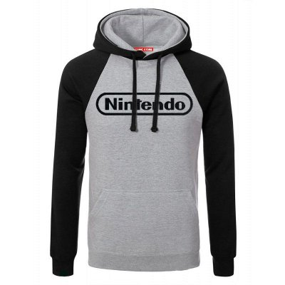 Blusa com Capuz Nintendo
