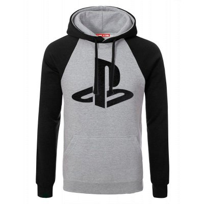 Blusa com Capuz Playstation