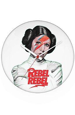 Relógio de Parede Star Wars Rebel