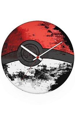 Relógio de Parede Pokemon