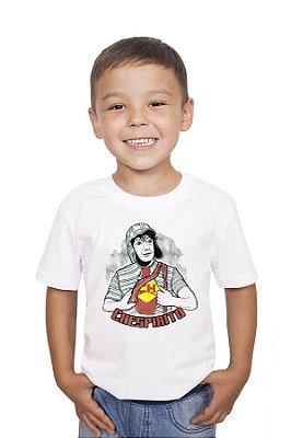 Camiseta Infantil Chespirito -Chaves