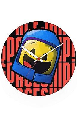 Relógio de Parede Lego Space Ship
