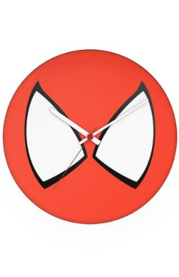 Relógio de Parede Homem Aranha