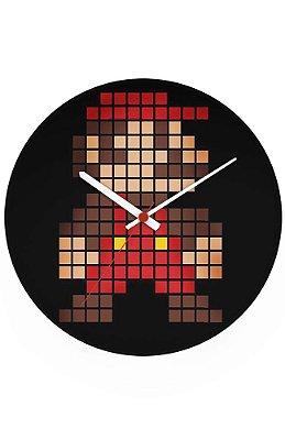 Relógio de Parede Super Mario Bros