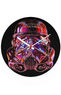 Relógio de Parede Stormtrooper
