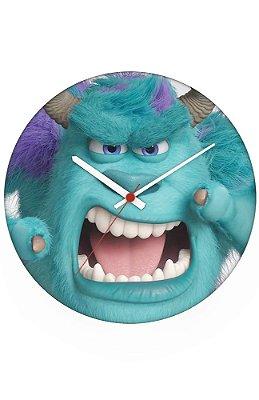 Relógio de Parede Monstros S.A