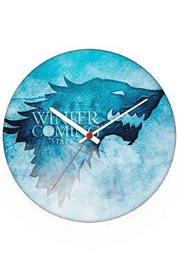 Relógio de Parede Game of Thrones