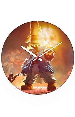 Relógio de Parede Final Fantasy