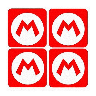 Porta Copos Super Mario Bros