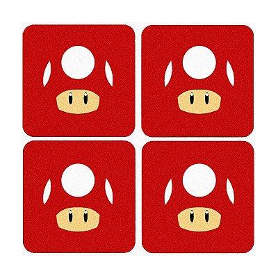 Porta Copos Toad
