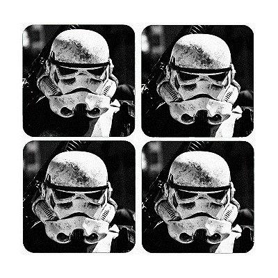 Porta Copos Star Wars - Stormtrooper