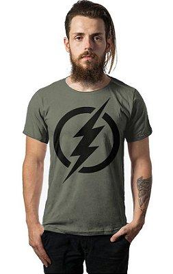 Camiseta Estonada Flash - Serie