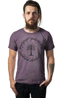 Camiseta Estonada O Senhor dos Anéis