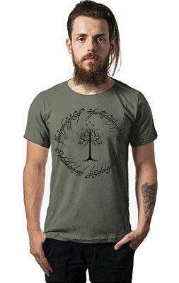 Camiseta Estonada O Senhor dos Anéis - Filme