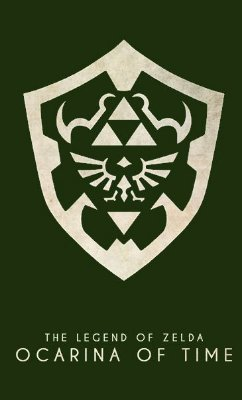 Camiseta a The Legend of Zelda