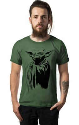Camiseta Estonada   Star Wars Yoda