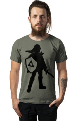 Camiseta Estonada The Legend of Zelda