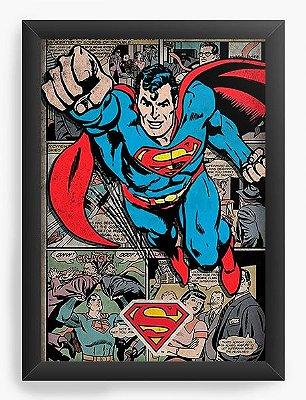Quadro Decorativo Superman