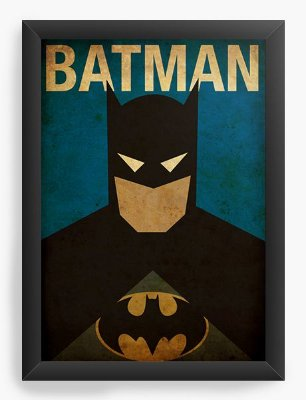 Quadro Decorativo Batman
