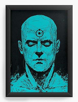 Quadro Decorativo Watchmen Doutor Manhattan