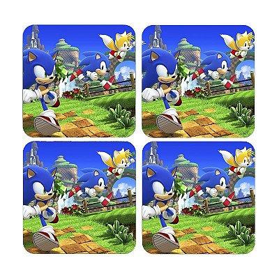 Porta Copos Sonic